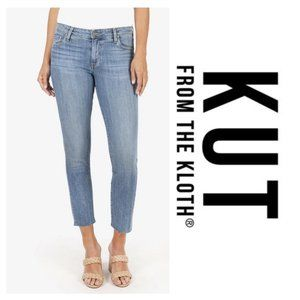 KUT from the Kloth Reese Ankle Straight Leg (0)